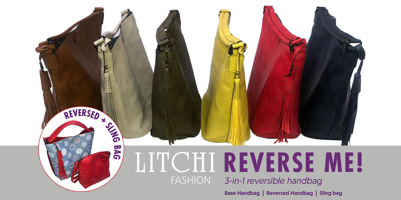 Reverse Me Hand Bags
