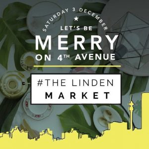 #The Linden Market -Let's be Merry on 4th Avenue @ The Linden Market - Hoerskool Linden | Randburg | Gauteng | South Africa