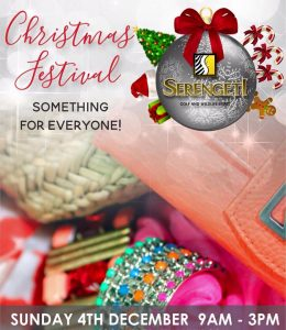 Serengeti Christmas Festival @ Serengeti Golf &Wildlife Estate