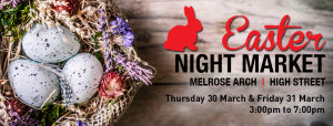 Easter Night Market @ Melrose Arch | High Street | Johannesburg | Gauteng | South Africa